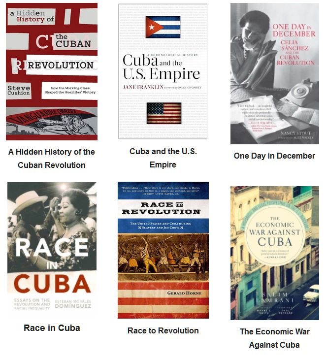 Tidbits december 1 2016 reader comments fidel castro cuba just click on the cover images below for book descriptions when ordering enter the coupon code 201611fidelpresente at checkout to receive 30 off fandeluxe Choice Image