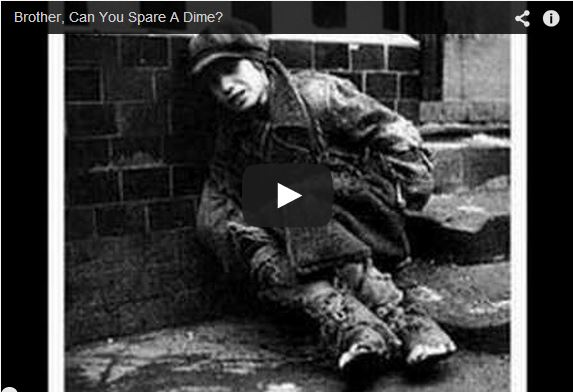 """buddy can you spare a dime On npr, daniel schorr sang """"brother, can you spare a dime"""" daniel schorr in  his later npr days i waited all weekend for it, and it finally."""