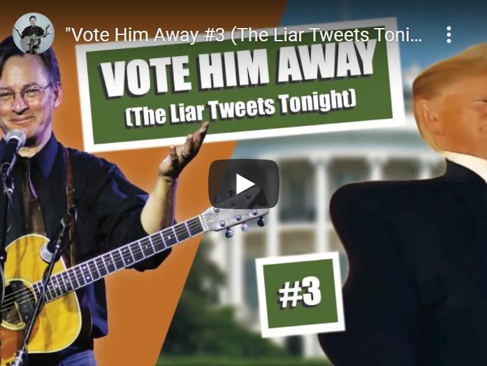 The Liar Tweets Tonight Lyrics