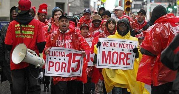 Chicago Fast Food, Retail Workers Strike | Portside