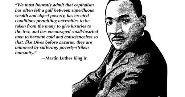Remembering Martin Luther King S Last Most Radical Book Portside