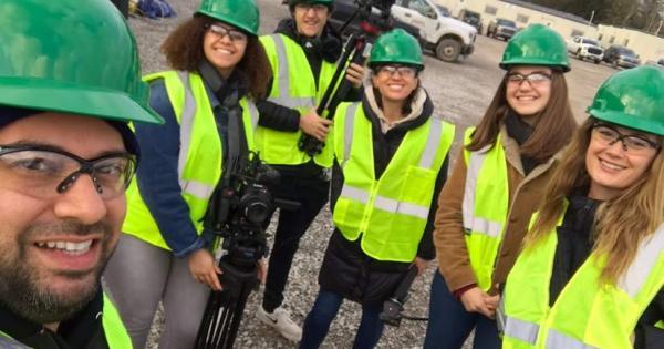 Student Reporters In West Virginia Find Atlantic Coast