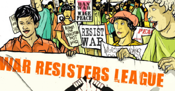 War Resisters League Sings at the Cutting Edge of History ...
