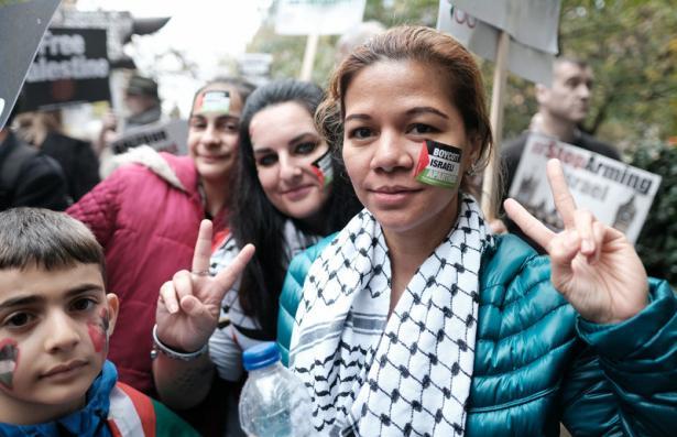 Bds Demonstrators
