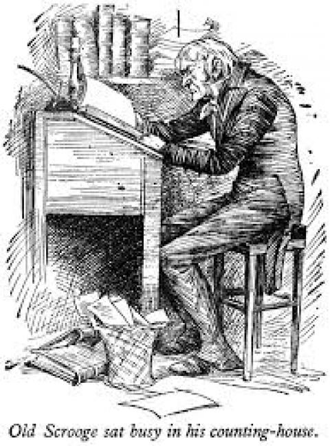 A Christmas Carol Scrooge Drawing Easy.A Christmas Carol The Alternative Ending Portside