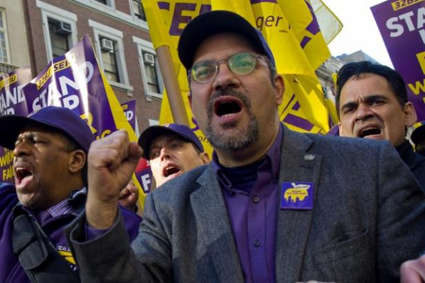 A Great Labor Leader Gone: Hector Figueroa, 1962–2019 | Portside