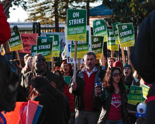 Teachers Union Adopts New Anti Charter >> California Teachers On The March An Interview With Joel Jordan