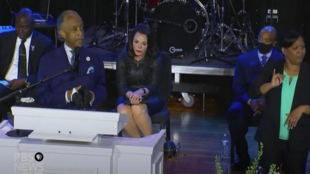 Reverend Al Sharpton Eulogy Transcript At George Floyd U0026 39 S