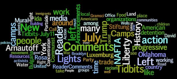 Tidbits July 11 2019 Reader Comments Building Unity To