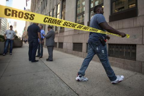 Crime in urban america