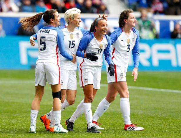 Women S Soccer In Fight for Equ...