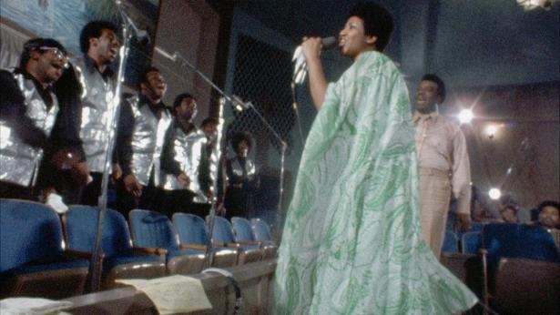 Amazing Grace Review Aretha Franklin Is Glorious In A