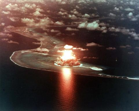 Bikini Islanders Still Deal with Fallout of US Nuclear Tests, 70 ...