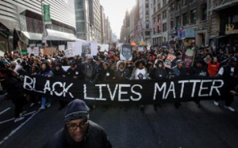 Movement for blacklivesmatter from occupy to ferguson portside