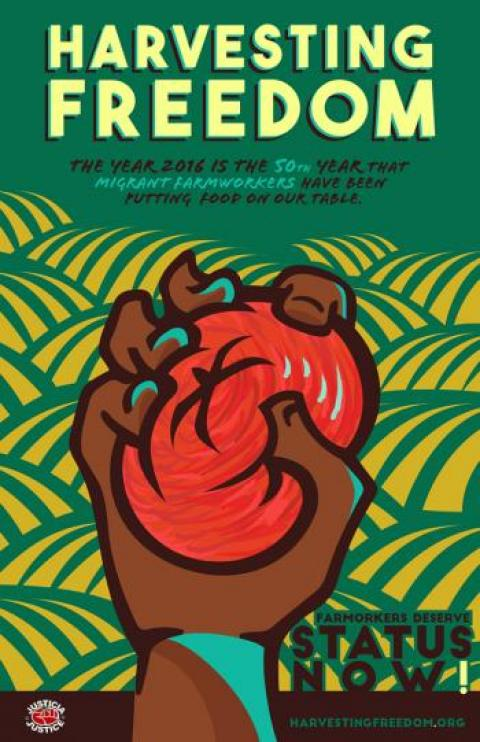 Harvesting Freedom and Sowing Resistance: Migrant Workers in