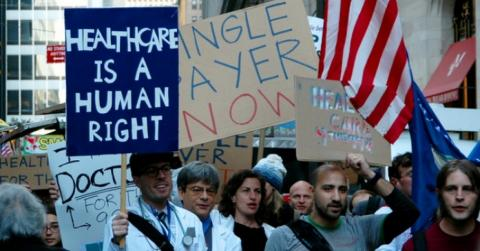 Census Data 'Starkly Illustrates' the Time for Single Payer Is Now