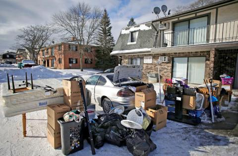 Matthew Desmond's `Evicted: Poverty and Profit in the