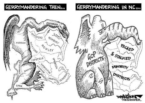 Partisan Gerrymandering