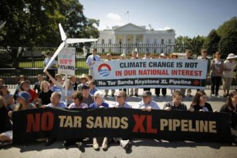 Nobel Laureates Call on President Obama and Secretary Kerry to Reject the Keystone XL Pipeline