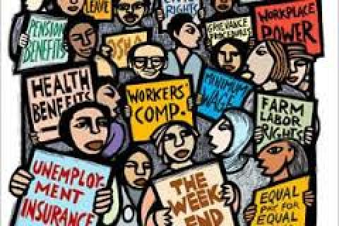 history of formations of labor unions Unions and union history the origin of labor unions dates back to the eighteenth century and the industrial revolution in europe during this time there was a huge surge of new workers into the workplace that needed representation.