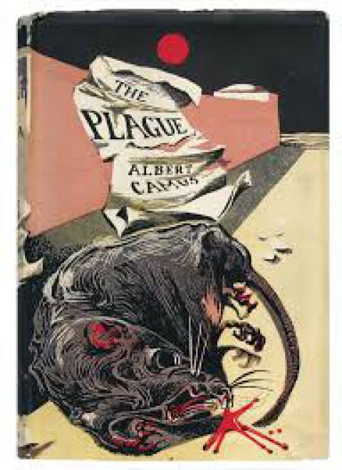 the choice to fight in the plague a novel by albert camus The plague by albert camus albert camus published the plague in 1947 it is a fictional story written about the very real town of oran in northern algeria many consider this novel to be a war.