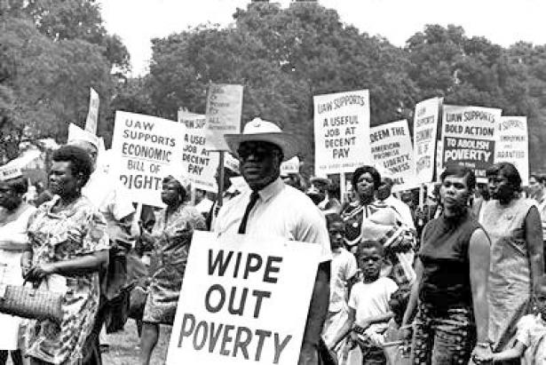 Image result for poor people's campaign 1968
