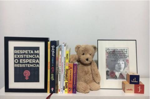 Radical Bookshelf In The Nursery Patricia Valoy