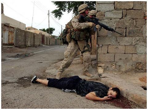 way worse than a dumb war iraq ten years later portside