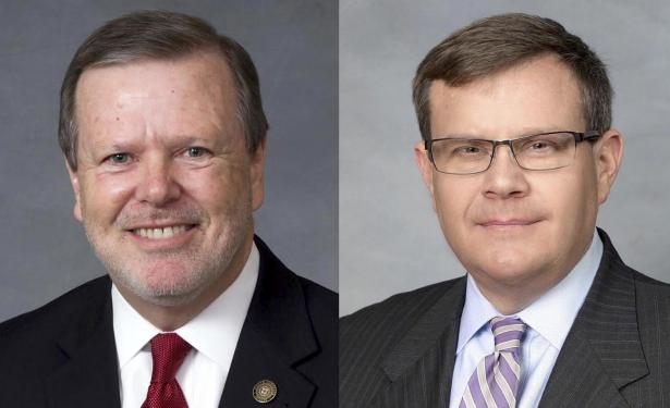 Noeth Carolina elected officials who received funds from Sons of Confederate Veterans