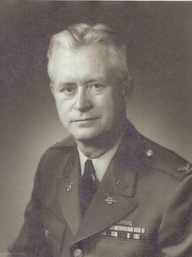 Col. Ambrose McGuckian was tapped by food giant R.W. Grace to develop better food for a chain of hospitals in South Carolina.
