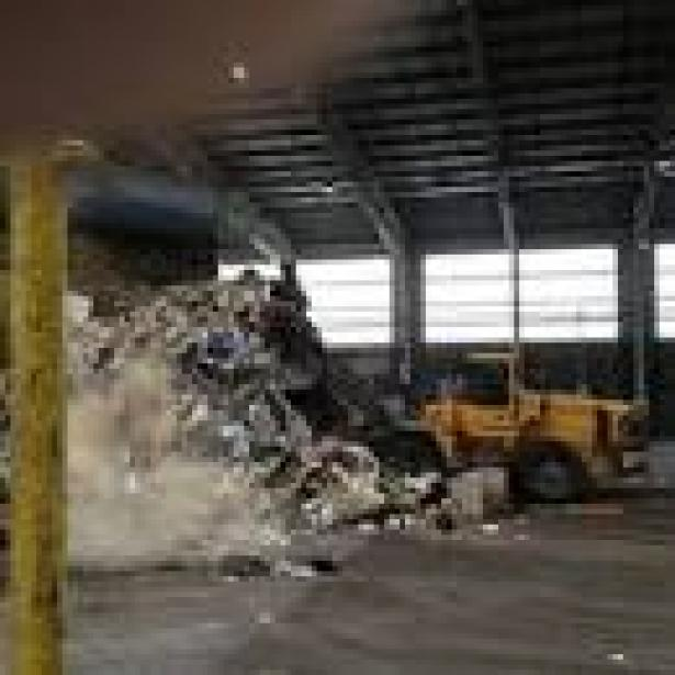 transfer station recycling
