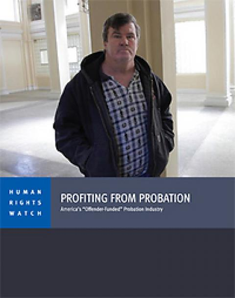 rights of probationer In cases where a superior court misdemeanant probationer is sentenced in one county, but resides within another county, there must be provisions for the probationer to report to the agency having supervision responsibility for the probationer's county of residence  termination of suspended sentence, restoration of civil rights: rcw 992066.