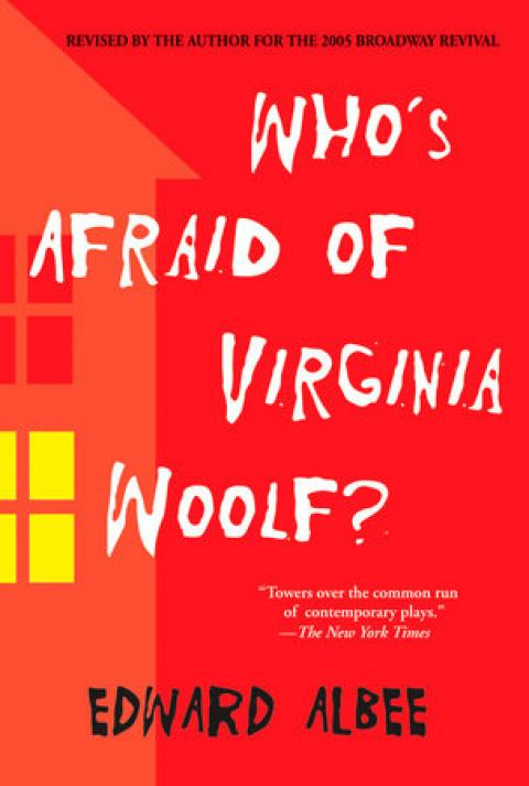 whos afraid of virginia woolf 3 essay Over the course of three long acts, we watch as this bespectacled lapdog  one  whose vulnerabilities always lie just beneath the surface of her.
