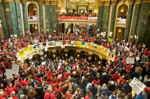 The Fight For Power In Wisconsin Neoliberalism The Crisis In The