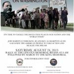 March on Washington Plans Boosted by Anger feature image
