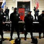 Greeks protest against Golden Dawn attack feature image