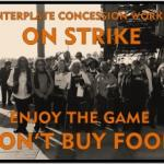SF Giants Concession Workers Strike feature image
