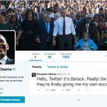 Obama's Debut @POTUS Attracts Hate Posts feature image
