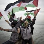 Hundreds Protest Israeli Naval Blockade feature image