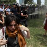Turkey Deputy PM Sorry for 'Excessive Force' feature image