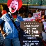 Fast Food Strike Tactics Are Debated feature image