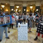State Capitols Rumble with Citizen Protest feature image