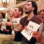 ALEC Convention Met With Protests in Chicago  feature image