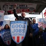 Sanders Urges Workers To Seize Means of Produ feature image