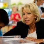 DeVos Dismantling Public Education feature image