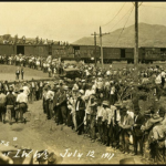 IWW Miners Loaded into Cattle Cars, Deported feature image