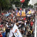 Brazil Paralyzed by Nationwide Strike feature image