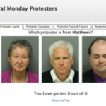 North Carolina Protestors Targeted feature image