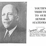 """Remembering DuBois' """"Behold the Land"""" Speech feature image"""