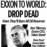 Exxon-Oil, Climate Denial, America Uber Alles feature image